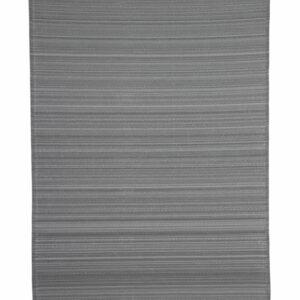 TITANIUM STRIPE POLYPROPELENE MAT 180X120CM