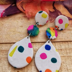 Kleivimy Multi Colour Earrings