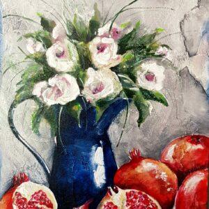 Roses And Pomegranates