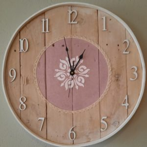 Wall Clock 50 CM Numbers