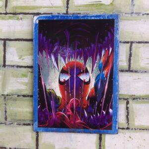 The Sensational Spiderman And Venom Poster