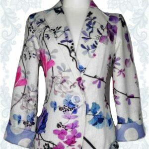 Spring Blossom Jacket