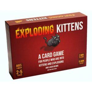 Exploding Kittens – Card Game