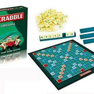 Mini Scrabble Board Game