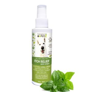 Pannatural Pets Itch Relief Body Spray