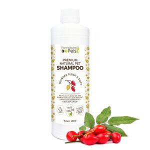 Pannatural Pets Premium Shampoo – Wonder Plush & Soft