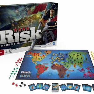 Risk Black Board Game