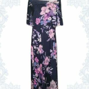 Pink Lilly Bardot Dress