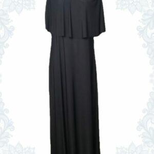 Black Bardot Dress