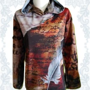 Feather Story Hoodie (Women)