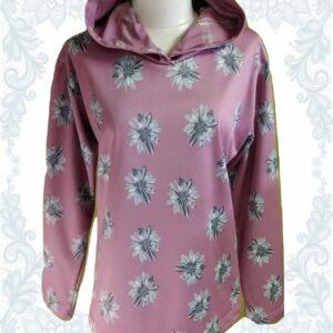 Soft Pink Hoodie (Women)