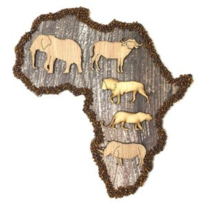 Beading Kit – Africa Big Five