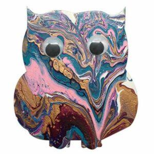 Marbling Kit-Owl