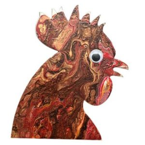 Marbling Kit Rooster