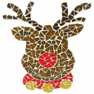 Mosaic Kit Reindeer