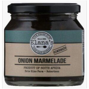 Elana's Homemade Onion Marmalade 300g