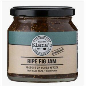 Elana's Homemade Ripe Fig Jam 300g
