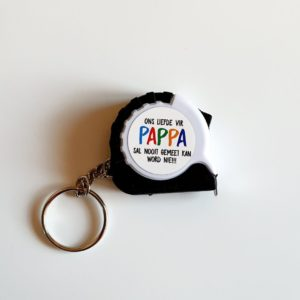 Key Ring – Measuring Tape