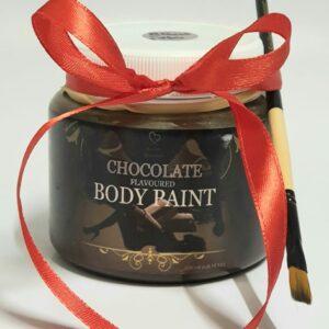 BODY CHOCOLATE PAINT