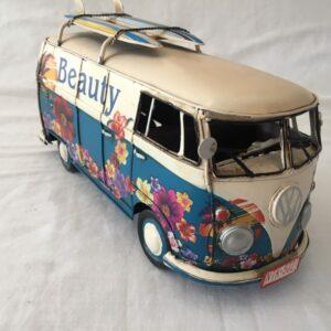 Metal Decor VW Bus