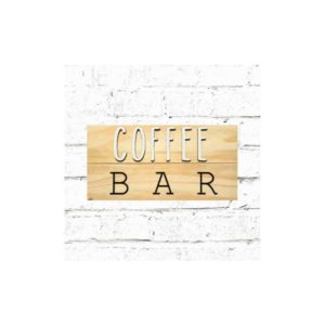 Coffee Board: Bar