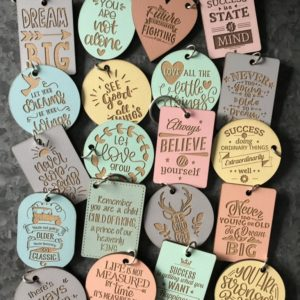 KEYRING INSPIRATIONAL BUNDLE 20