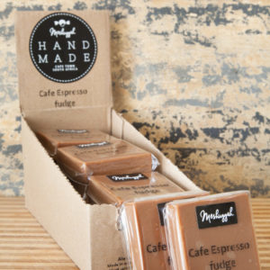 Cafe Espresso Fudge Slab – 75g Of Pure Coffee & Indulgent Creamy Fudge. Coffee Time At It's Best.