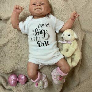 Baby Onesie – Dream Big Little One