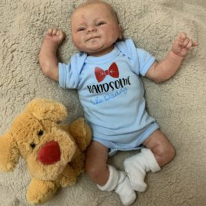 Baby Onesie – Handsome Like Daddy