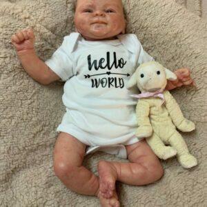 Baby Onesie – Hello World