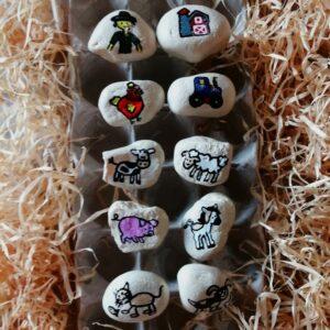 Theme Stones ('Farm/Plaas')