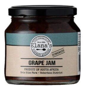 Elana's Homemade Grape Jam 300g