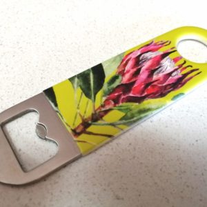 Bottle Opener – Protea Yellow