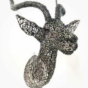 Steel Artistic Kudu