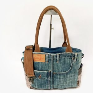 Cotton Road Jean Hand Bag