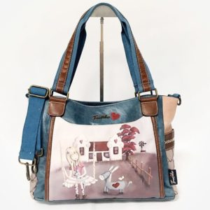 Cotton Road Country Couture Hand Bag