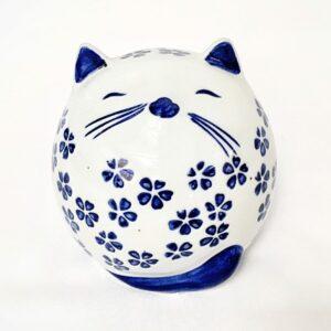 BLUE DAISY CAT