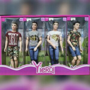 YieRQ Man Doll