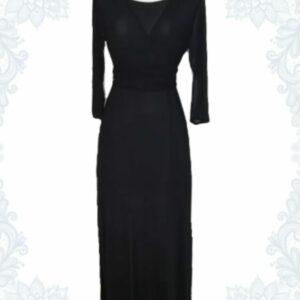 Black Empire Dress