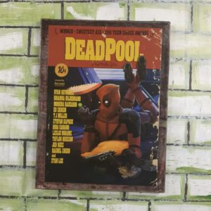 Deadpool – The Movie Poster