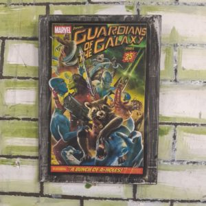 The Guardians Of The Galaxy Poster