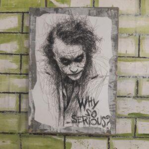 Joker – Why So Serious Poster