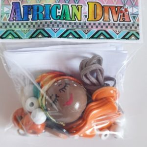 DIY African Diva
