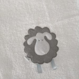 BURP CLOTH – SHEEP