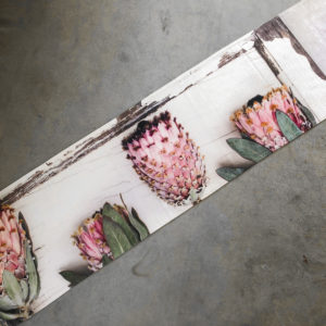 Protea Table Runner (Pretty Protea Patterns)