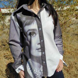 Audrey Hepburn Shirt