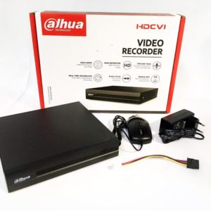 Dahua CCTV Kit 4Channel Upgrade Kit