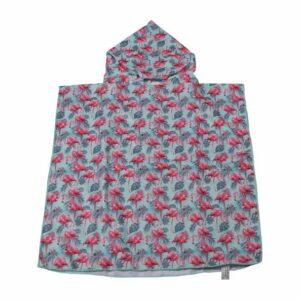 Flamingos Beach Cloak