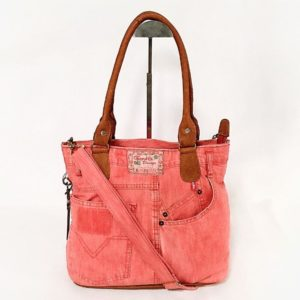 #Maureen – Multi-pocketed, Dual Strapped Handbag