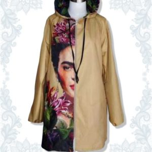 Frida Kahlo Raincoat